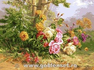 (130) Мир увлечений: наборы для вышивания, бисероплетения — Наборы для вышивания «Goblenset» (Гобелены) — Наборы