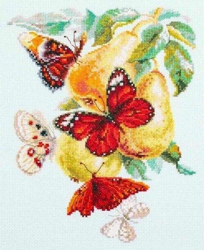 (130) Мир увлечений: наборы для вышивания, бисероплетения