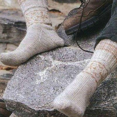 ⁂ Варяжские рукавицы *⁂* Носки *⁂* Все размеры! — Носки и следы мужские (размер 27-29) — Носки