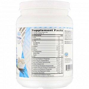 21st Century,  - ReNourish - , сывороточный белок со вкусом ванили, 16 унций (454 г)