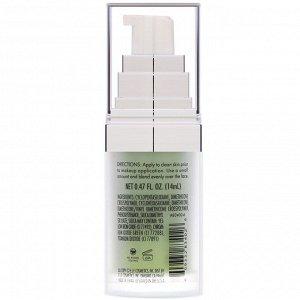 E.L.F., Праймер - основа под макияж, выравнивающая тон, нейтрализующий зеленый, 0,48 унции (13,7 г)