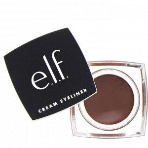 E.L.F., Cream Eyeliner, Coffee, 0.17 oz (4.7 g)