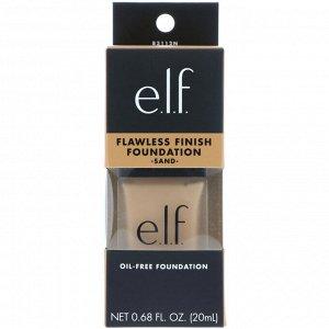 E.L.F., основа для безупречного макияжа, без масла, песочного цвета, 20 мл (0,68 жидкой унции)