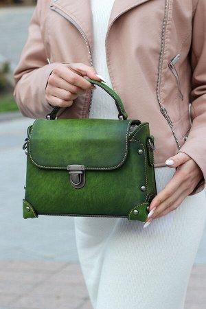 Женская кожаная сумка ❗️ВИДЕООБЗОР❗️