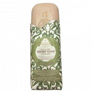 Мыло Nesti Dante Luxury Hemp Soap Canapa конопляное 250 g