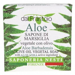 Мыло Nesti Dante Dal Frantoio Aloe 100 g