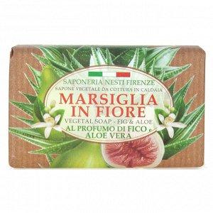 Мыло Nesti Dante Marsiglia In Fiore Инжир и Алоэ Вера 125 g