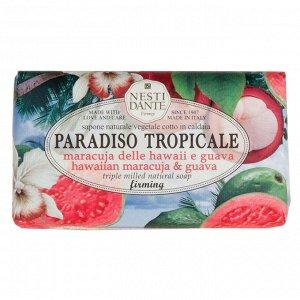 Мыло Nesti Dante Paradiso Tropicale гуава и маракуйя 250 g