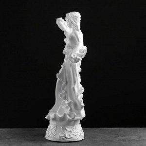 "Фигура ""Адам и Ева"" большая белый 23х38х70см"