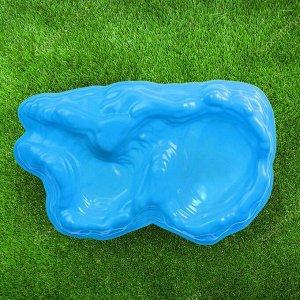 Ручеёк пластиковый, 65 ? 43 см, синий