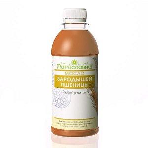 Зародышей пшеницы масло 100% натуральное, нерафинированное, пищевое