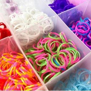 Набор резиночек для плетения 21 цвет