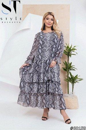 Платье 60159