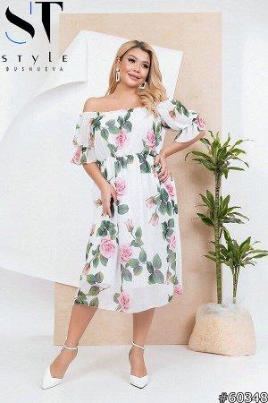 Платье 60348