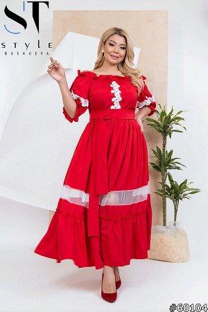 Платье 60104