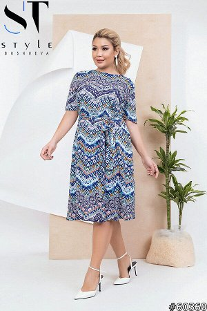 Платье 60360