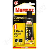 Клей МОМЕНТ-1 30мл (б/карта)