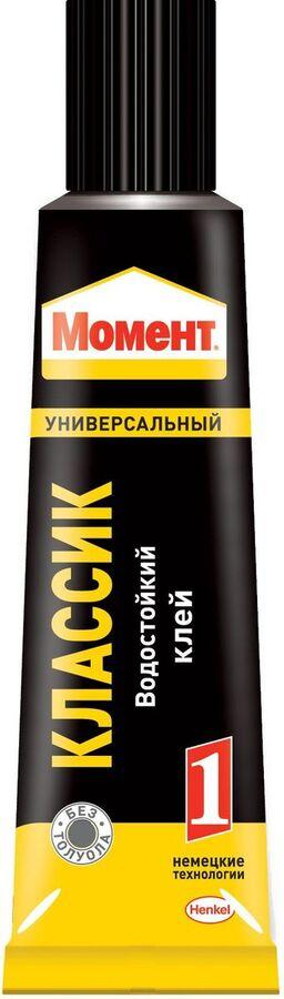 Клей МОМЕНТ-1 30мл (ш/б)
