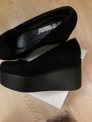 Туфли замшевые 35раз