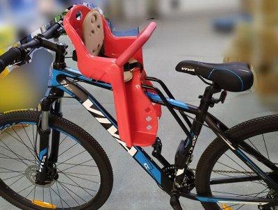 Игрушки, велосипеды, конструктора, Новый год. — Кресла велосипедные — Запчасти и Аксессуары