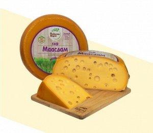Сыр Маасдам 45% ТМ Радость Вкуса