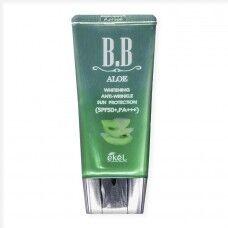 Ekel BB Cream Aloe SPF 50+/PA+++ - ББ крем с экстрактом алоэ 50мл