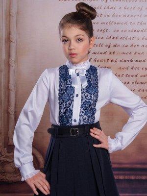 Блузка школьная р.134