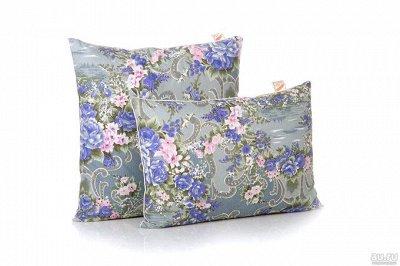 Одеяла и подушки по низким ценам+всем в подарок полотенце-11 — Подушки Пух-перо