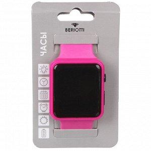 BERIOTTI Часы электронные, 4-6 цветов, тип батареек 2хAG10, ЧН2019-10