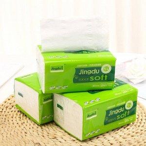 Бумажные салфетки выдергушки, 10 шт