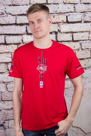 Футболка 20113 красный TOMNIXX