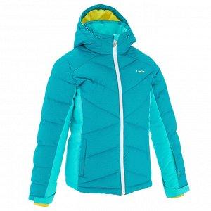 Лыжная куртка для девочек Warm maxi WEDZE