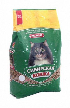 Сибирская Кошка Лесной 7л древесный