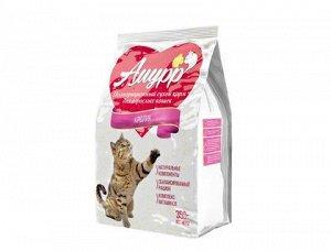 Амурр сухой корм для кошек Кролик 350гр