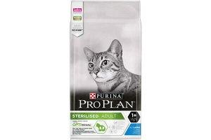 Pro Plan Sterilised сухой корм для стерилизованных кошек Кролик 10кг