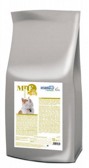 Forza10 Cat MR Fruit Giallo Neutered сухой корм для стерилизованных кошек 12кг