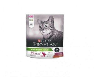 Pro Plan Sterilised сухой корм для стерилизованных кошек Треска/Форель 400гр