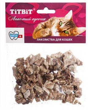 Титбит Легкое баранье для Кошек мягкая упаковка 10гр