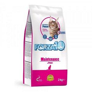 Forza10 Cat Maint Pesce сухой корм для взрослых кошек Рыба 2кг