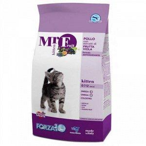 Forza10 Cat MR Fruit Viola Kitten сухой корм для котят 0,4кг