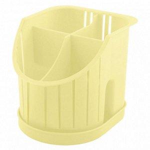 Сушилка для столовых приборов 4х-секционная NP1550ВН-20 ваниль