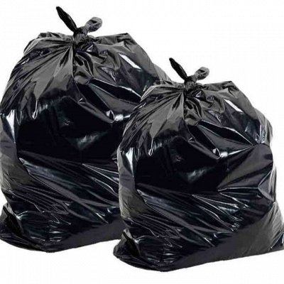 Большая Ликвидация посуды~8*Акции и Скидки тут! — Мешки для мусора — Мешки и емкости для мусора