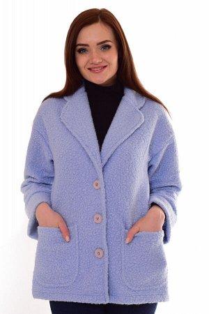 *Жакет женский Ф-7-09г (голубой)