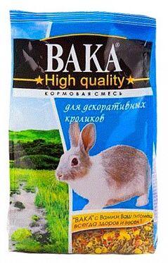 Вака HQ корм для кроликов 500гр