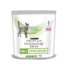 Purina Hypoallergenic HA диета сухой корм для кошек при пищевой аллергии 325гр