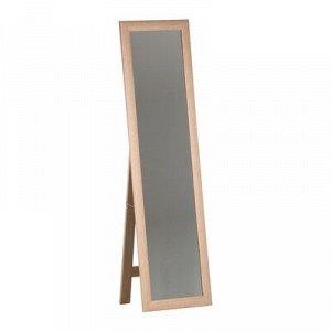 Зеркало напольное, дуб, 45?160 см, рама МДФ, 55 мм
