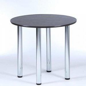 Стол обеденный круглый D 800, Венге