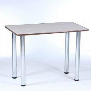 Стол обеденный прямоугольный 1000х600, Ясень шимо светлый