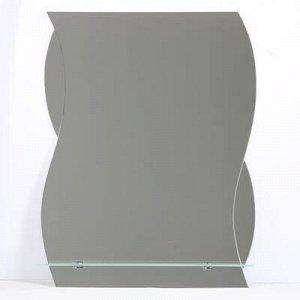 Зеркало «Поэзия», настенное, с полочкой, 51?63,7 см