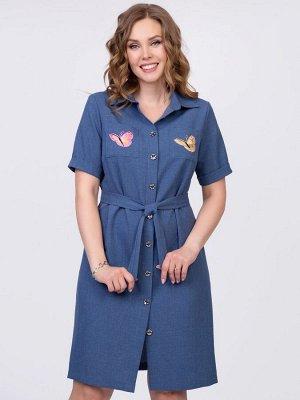 Платье Сидни (джинс)